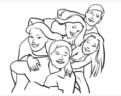 Каждый за плечом другого